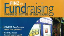 FINZ on Fundraising magazine feature