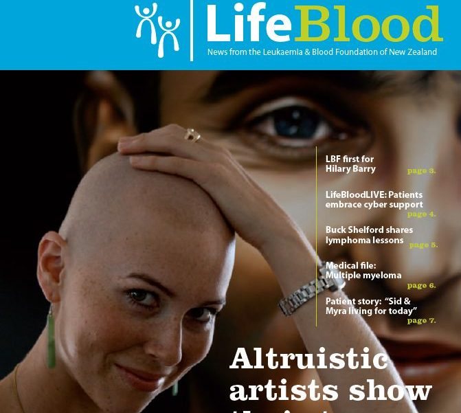 LifeBlood Issue 36