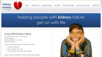 Auckland Kidney Society website